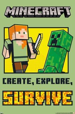Minecraft - Create, Explore, Survive