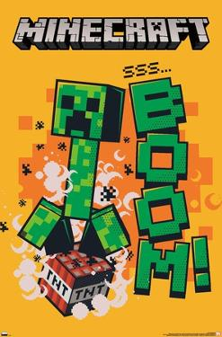 Minecraft - Creeper Boom