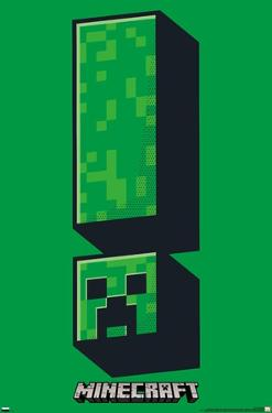 Minecraft - Creeper Symbol