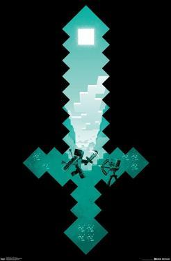 Minecraft - Diamond Sword