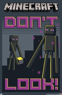 Minecraft - Don't Look