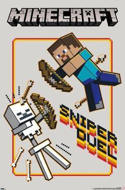 Minecraft - Sniper Duel