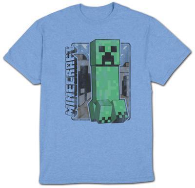 Minecraft- Vintage Creeper