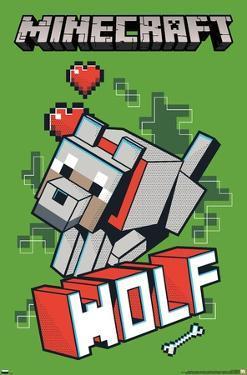 Minecraft - Wolf