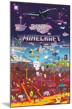 MINECRAFT - WORLD BEYOND