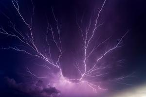 Lightning Storm by Minerva Studio