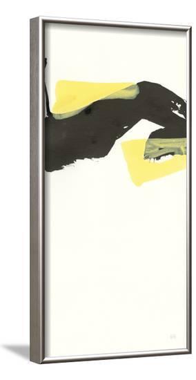 Minimal Panel I-Chris Paschke-Framed Art Print