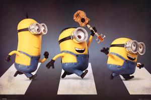 Minions - Abbey Road