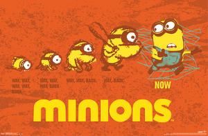 Minions - Evolution