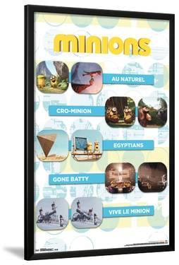 Minions - Grid
