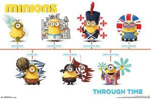 Minions - Through Time