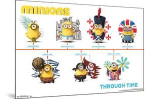 Minions - Through Time