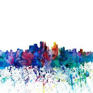 Minneapolis Minnesota by M Bleichner