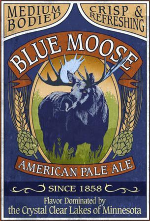 Minnesota - Blue Moose Pale Ale