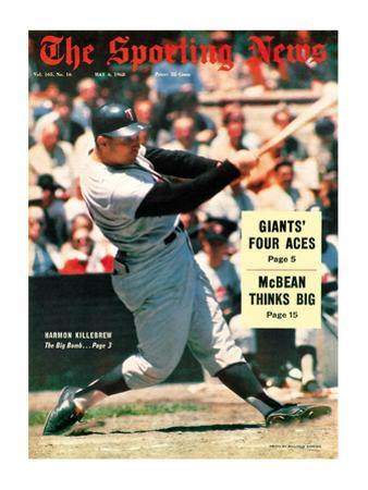Minnesota Twins' Harmon Killebrew - May 4, 1968
