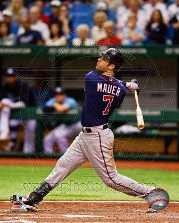 Minnesota Twins - Joe Mauer Photo