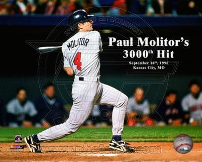 Minnesota Twins - Paul Molitor Photo