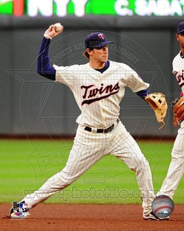 Minnesota Twins - Trevor Plouffe Photo