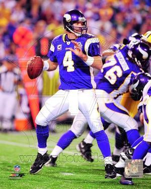 Minnesota Vikings - Brett Favre Photo
