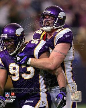 Minnesota Vikings - Kevin Williams, Jared Allen Photo