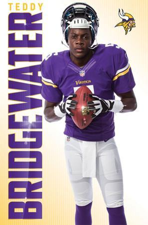 Minnesota Vikings - T Bridgewater 14