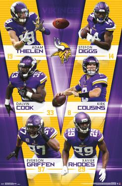 MINNESOTA VIKINGS - TEAM 18
