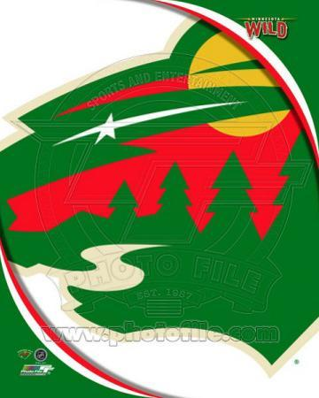 Minnesota Wild 2011 Team Logo