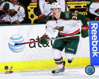 Minnesota Wild - Chad Rau Photo
