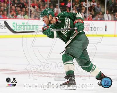 Minnesota Wild - Jason Pominville Photo