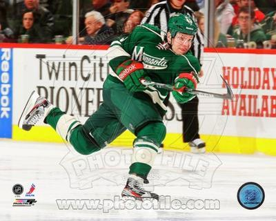 Minnesota Wild - Warren Peters Photo