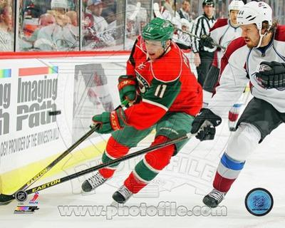 Minnesota Wild - Zach Parise Photo