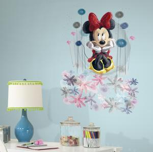 Minnie Floral Graphic