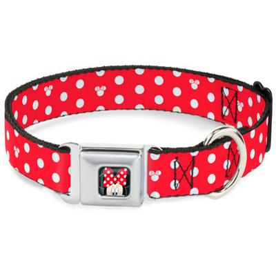 Minnie Mouse - Polka Dot Mini Dog Collar