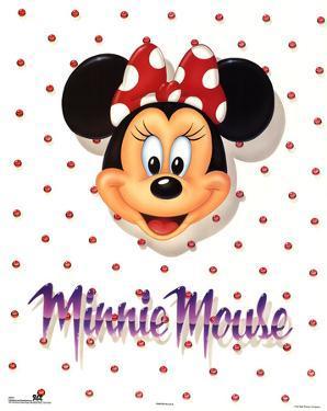 Minnie Mouse Portrait