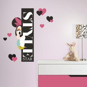Minnie Style Star Graphic