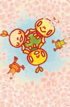 Cherry Blossom Dance by Minoji