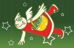 Christmas Stroll by Minoji
