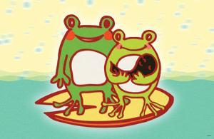 Happy Family by Minoji