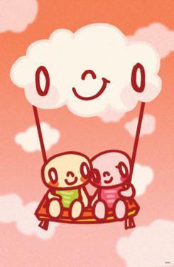 Love Swing by Minoji