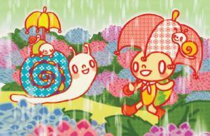 Minoji Snail Rain