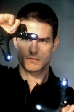 Minority Report 2002 Directed by Steven Spielberg Tom Cruise