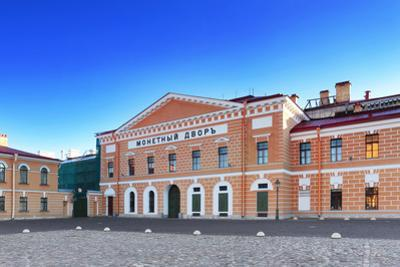 Mint - Peter and Pavel Fortress Area, Saint Petersburg. by Brian K