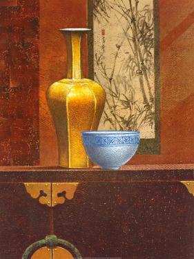 Feng Shui I by Mira Latour