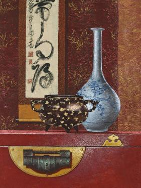 Feng Shui II by Mira Latour