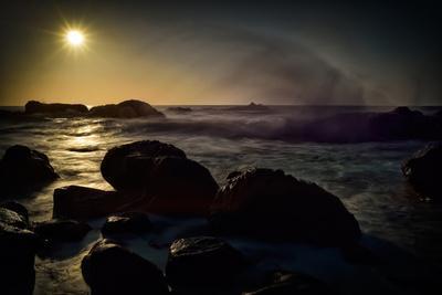 Seascape - Long Exposure Image