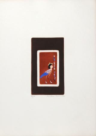 Egyptian Theme 2 by Mireille Kramer