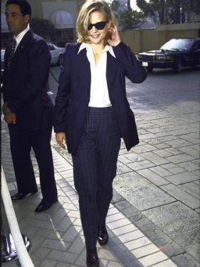Actress Michelle Pfeiffer by Mirek Towski