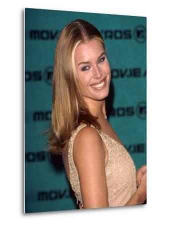 Model Rebecca Romijn Stamos at MTV Movie Awards by Mirek Towski