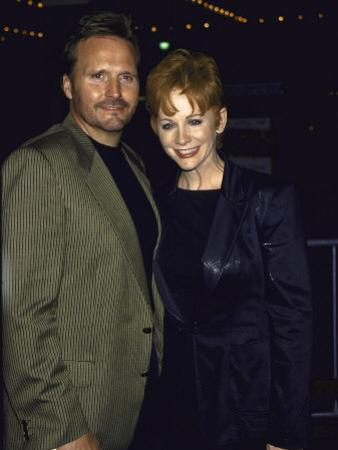 Singer Reba Mcentire and Husband, Narvel Blackstock by Mirek Towski
