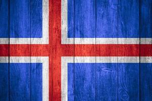 Flag Of Iceland by Miro Novak